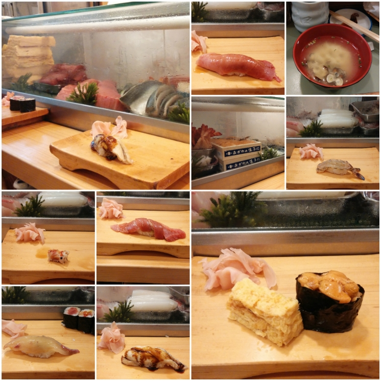 Sushi Daiwa at Tsukiji Fish Market